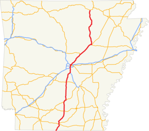 US 167 AR map.png