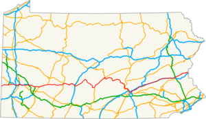 US 22 PA map.png