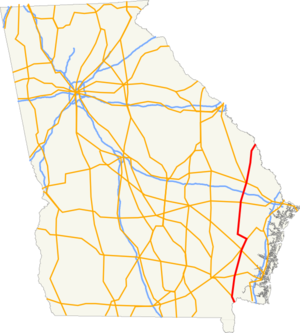 US 301 GA map.png