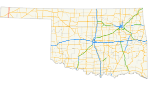 US 385 OK map.png