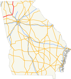 US 411 GA map.png