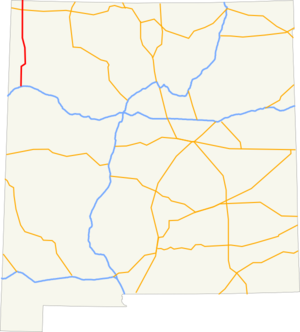 US 491 NM map.png