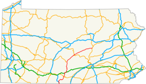 US 522 PA map.png