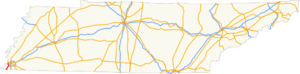 US 61 TN map.png