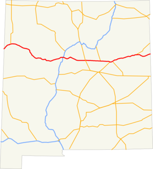 US 66 NM map.png
