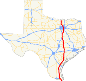US 77 TX map.png