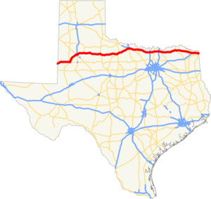 US 82 TX map.png