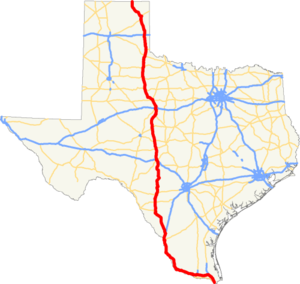 US 83 TX map.png