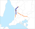 Adelaide North-South Corridor map.png
