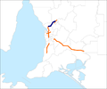 Adelaide Northern Expressway map.png