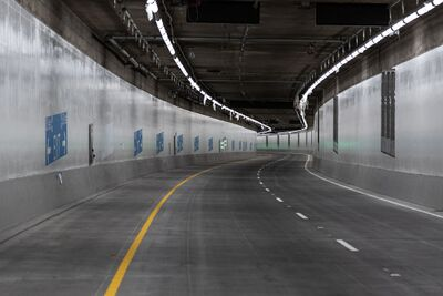 Alaskan Way Viaduct replacement tunnel august 2018.jpg