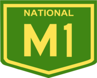 Australian National Route M1.png