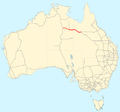 Barkly Highway map.png