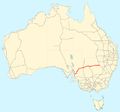 Barrier Highway map.png