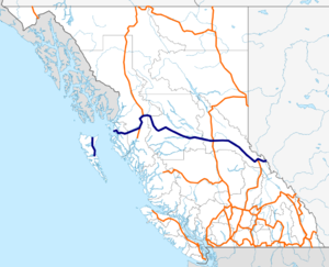 British Columbia Highway 16 map.png