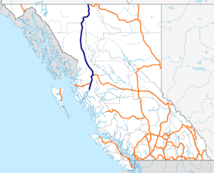 British Columbia Highway 37 map.png