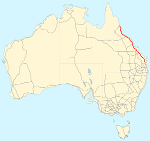 Bruce Highway map.png