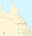 Capricorn Highway map.png