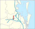Centenary Motorway map.png