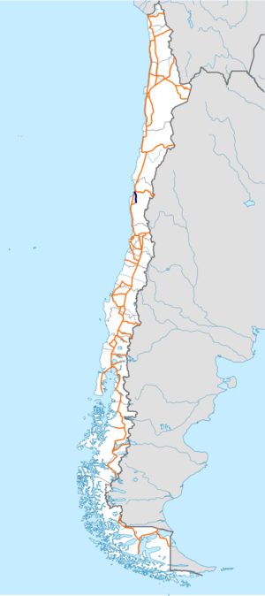 Chile Ruta 43 map.png