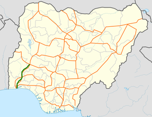 E1 Nigeria map.png