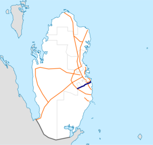 East-West Corridor Expressway map.png
