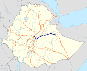 Ethiopia route 4 map.png