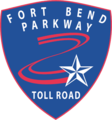 Fort Bend Parkway Toll Road logo.png