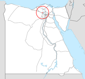 Highway 16 Egypt map.png