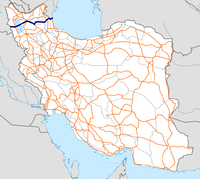 Highway 16 Iran map.png