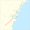 Hume Freeway map.png