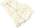 I-385 SC map.png