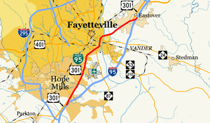I-95 Business NC map.png