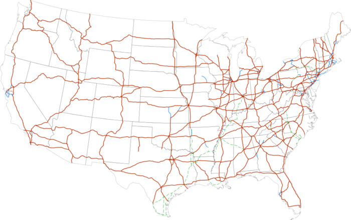 Interstate Highway map.png