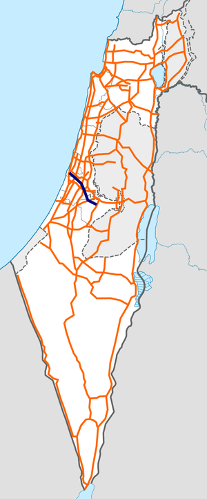 Israel Route 44 map.png