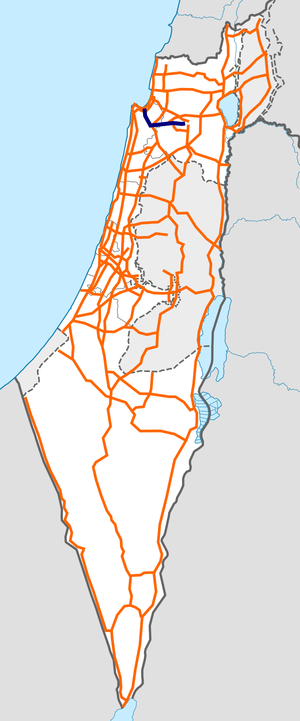 Israel Route 75 map.png