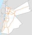 Jordan road map.png