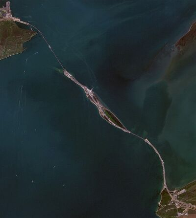 Kerch Strait Bridge satellite photo.jpg