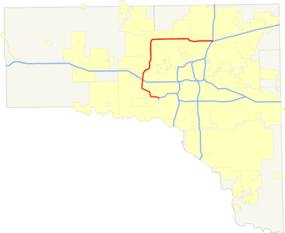 Kilpatrick Turnpike map.png