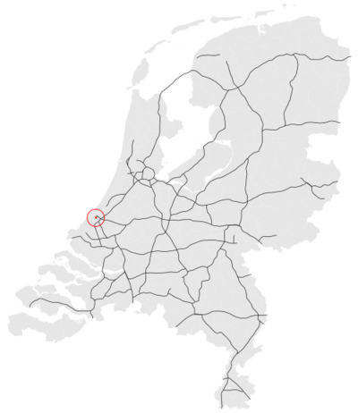 Koningstunnel map.png