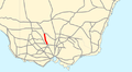 Loddon Valley Highway map.png