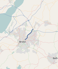 M32 UK Route.png