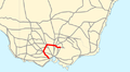 Midland Highway map.png