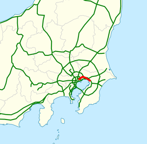 National highway 14 Japan map.png