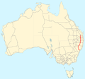 New England Highway map.png