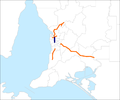 North-South Motorway map.png