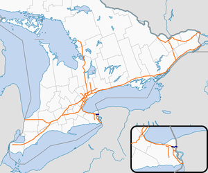 Ontario 405 map.png