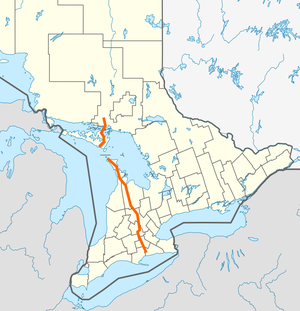 Ontario Highway 6 map.png