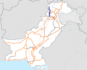 Pakistan N-45 map.png