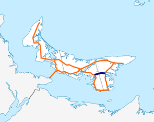Prince Edward Island highway 3 map.png